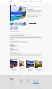 Woocommerce product pagina